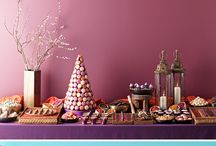 Candy/dessert buffet
