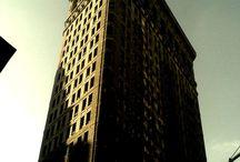 NY Buildings 2 / Fotos tomadas con mi celular low fi Nokia E63