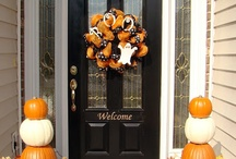Fall Ideas / by Thomas V. Giel Garage Doors
