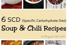 SCD Recipes