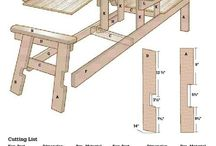 Pallet furniture...
