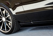 Ford Mustang - Customized / Ford Mustang body kits, wheels, tires, lowering kits, window tint, grilles and more