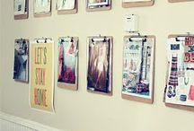 Photo Wall Displays / by Click it Up a Notch