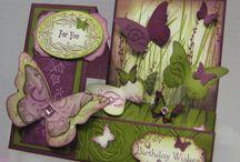 Cards Butterflies / by Debbie Caben-Davila