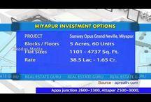 MIYAPUR INVESTMENT OPTIONS