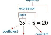 Math- Algebra -expressions, equations