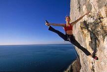 Climbing Yoga / Climbing yoga