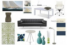 MY Interior Design / This board aims to share some images of my interior design work both in Europe as well in the US.