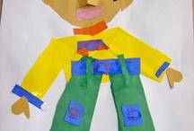 1st grade / by Bailey Padgett
