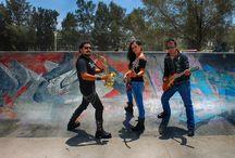 """Temazcal """"Las Rejas no Matan"""" / Set Fotográfico de las escenas del videoclip oficial del grupo de rock """"Temazcal""""  / by Orienteplus Multimedios"""