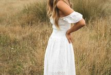 Boho vibes summer shoot