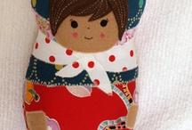 Dolls, Toys & Softies