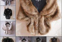 ボレロ&ケープ / 秋冬ウエディングにはかかせない暖かくてお洒落なボレロやケープを特集してます♡