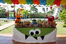 Festa De Monstro