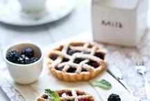 Mat: Terter og kaker