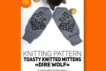Kniting Patterns By IriscaFairyTale