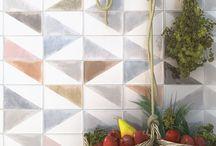 Cerámica para la cocina / Ideas para diseñar tu cocina con azulejos