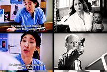 Grey's Anatomy / You are my person.