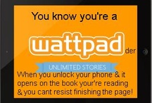 Wattpad favorites / These are only my favorite stories on  Wattpad.  My 4 out of 5 or 5 out of 5 stars