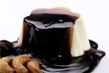 panna cotta ❤ creme caramel ❤ budini ❤ tortini