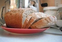 Bread. / by Ashley Wigger