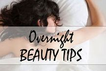 .overnight beauty.