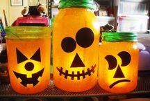 Halloween Jar! / by Kimberly Bremer