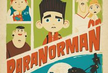Movies: ParaNorman / by Little Gothic Horrors
