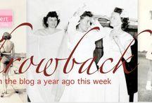 Throwback Thursday  / by Bridgette Raes