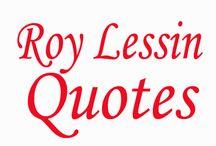 Roy lessin