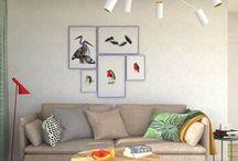 Идеи для дома - Дизайн интерьера / Идеи для дома - Дизайн интерьера от UDOBNO.MOSCOW