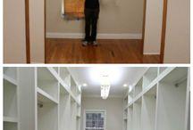 walk inn closet