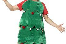 sapin de Noël déguisement