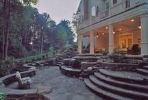 Backyard... / by Becky Doty