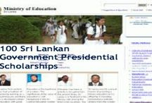 100 Sri Lankan Government Scholarships and Other top Scholarships / scholarshipsbar.com is an updated listing of scholarships for people who seek financial help to pursue higher studies at college, university level, and for those who like to participate in training program and to those who who like to conduct research either in their country or abroad.