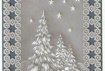cards - parchment