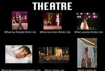Theatre(: / by Thalia Katschke