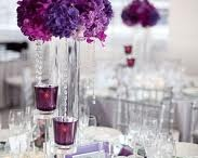 flowers wedding table