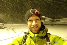 Anthony's glacier climb for BeatBullying / Anthony Hajos is scaling the world's second biggest ice sheet and raising £10,000 in the process.