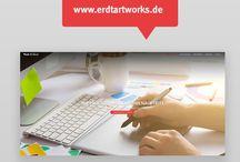 """ERDT ARTWORKS / Erdt ArtWorks - Ihre Werbeagentur aus Viernheim. """"BECAUSE BEAUTIFUL THINGS WORK BETTER"""""""