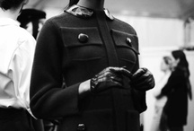 Backstage inspirations fashion