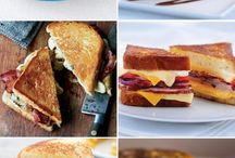 Sandwiches we loved!
