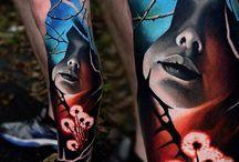 tattoo abstrata