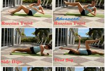 All about the abs / Workouts for the abs // abdominals, tone, strong, strengthen