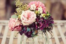 Brautsträuße und Blumendeko