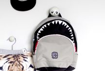 K i d s * o n * t h e * r o a d / The cutest en funniest luggage and bags for your kids!