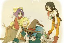 FF / Square Enix