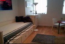 Secluded Apartment Studio, Ixelles–1BD, 1BT