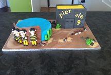 Dalton's cake / cake design Dalton Brothers