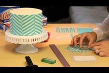 Cake tutorials / by Kristin Trimble